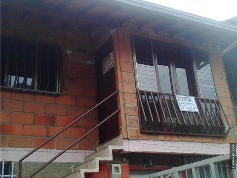 venta casa sector el mirador bello