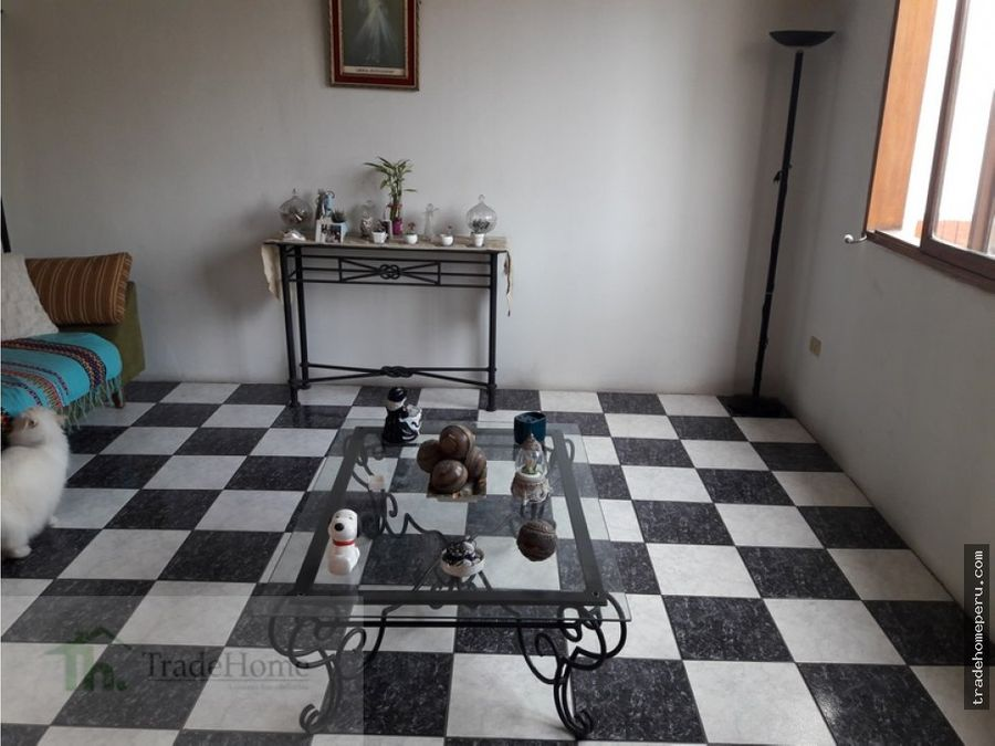 casa en venta la molina santa patricia i etapa