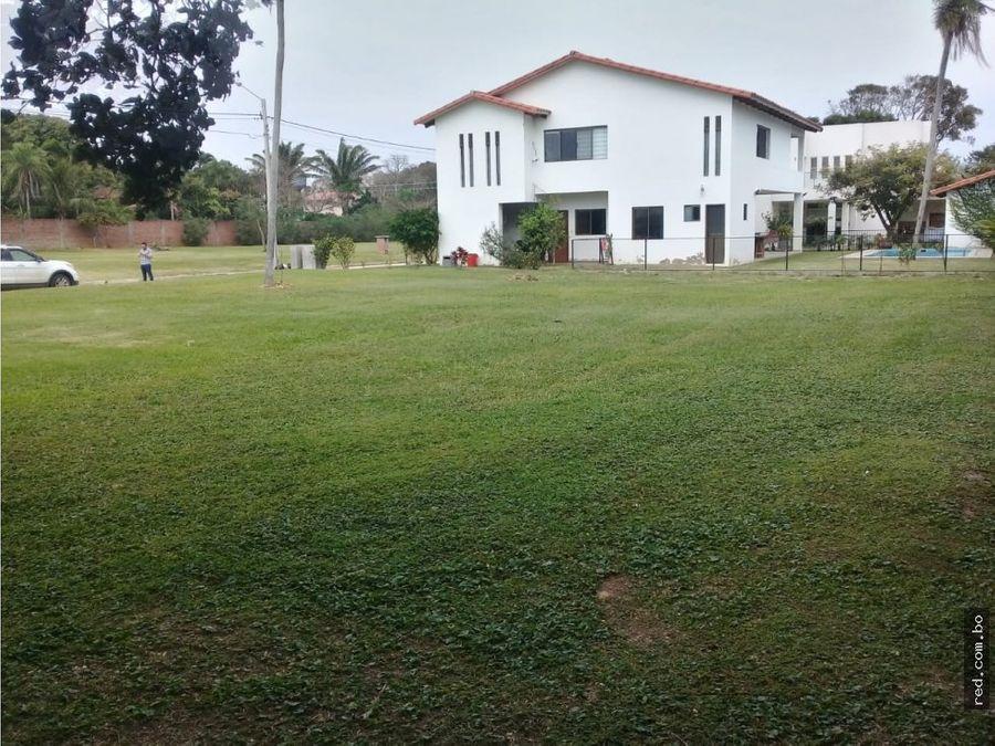 terreno 740 m2 condominio rio sierra