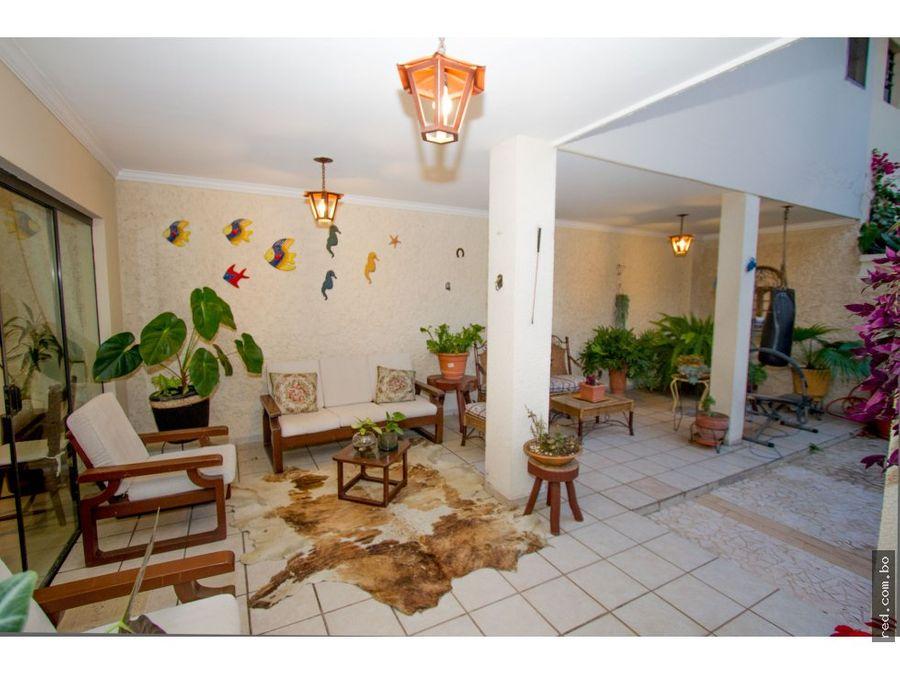 casa barrio las palmeras zona sur