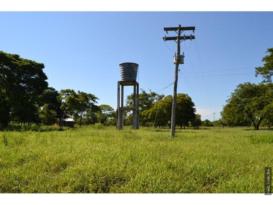 propiedad rural en venta
