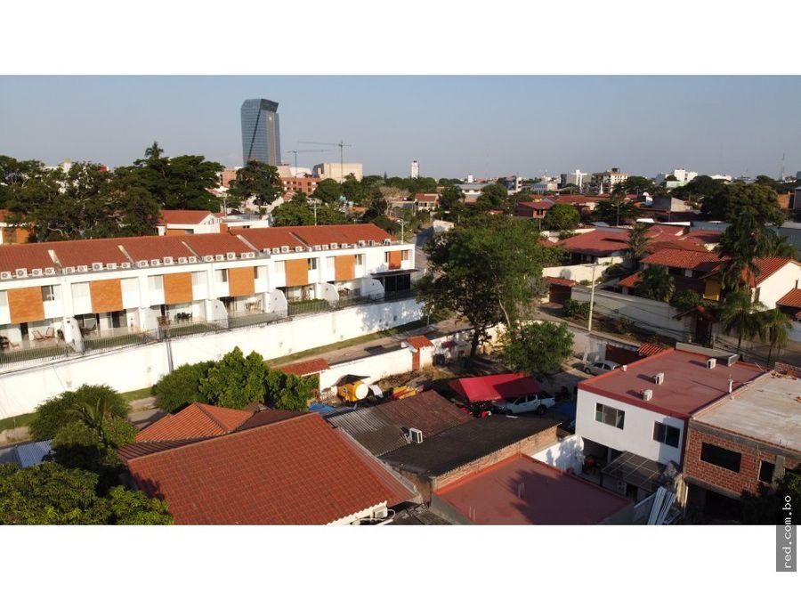 casa y terreno en venta sobre avenida principal