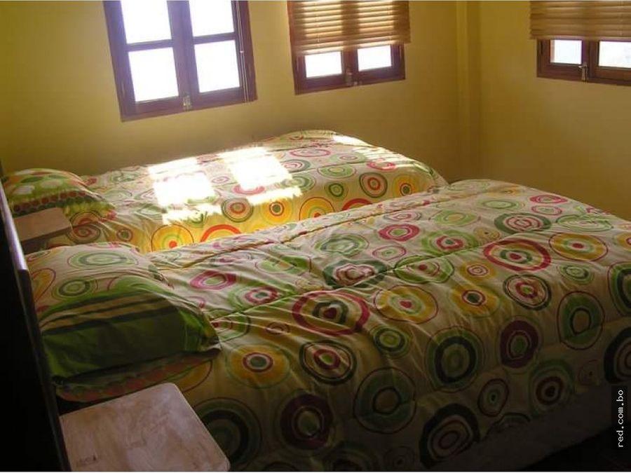 precioso hotel en los yungas chulumani
