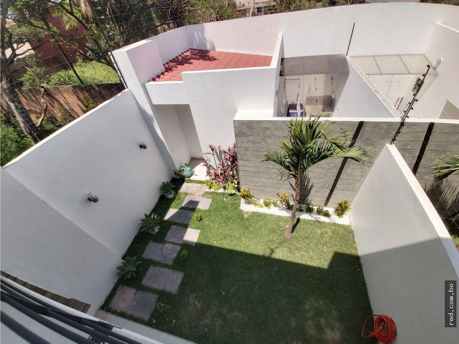 bonita casa gemela en venta beni y 8 anillo