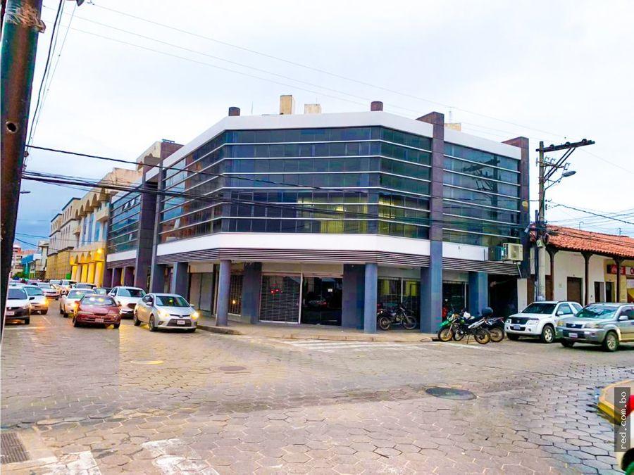 edificio en venta en el centro