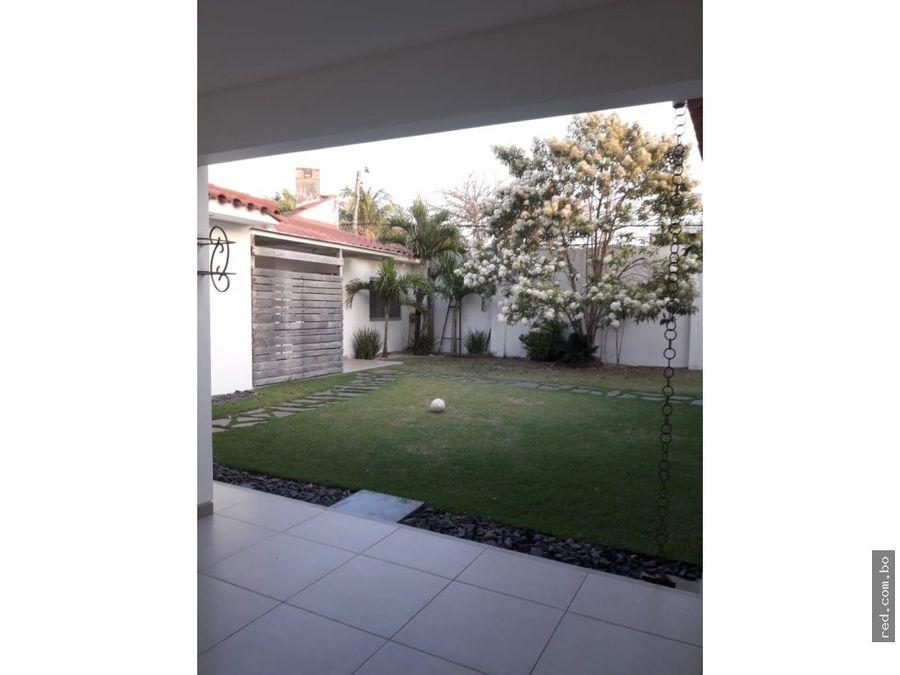 bella casa en condominio ciudad jardin