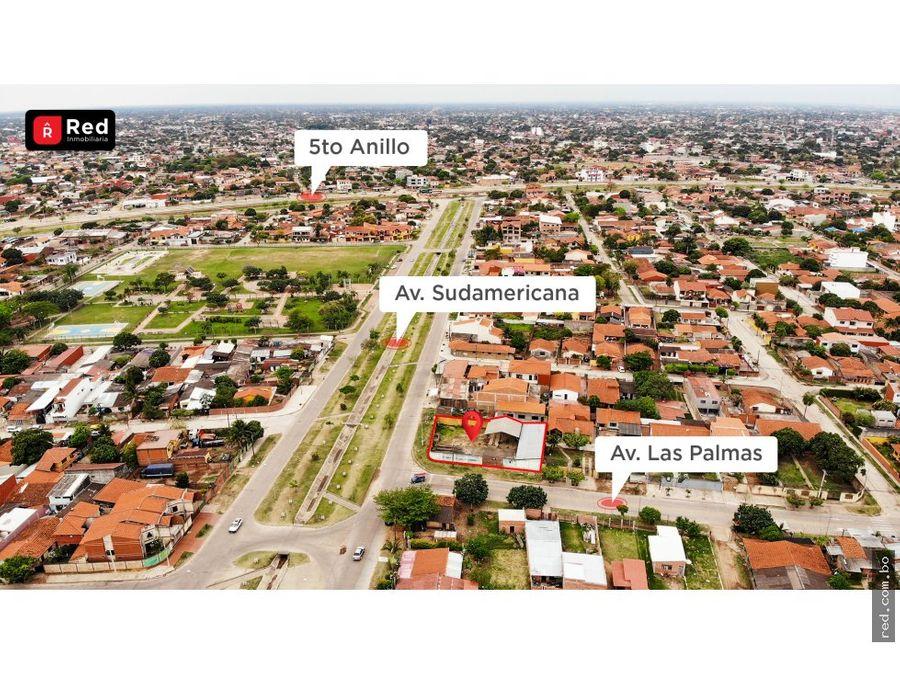 terreno 650 m2 sobre av sudamericana