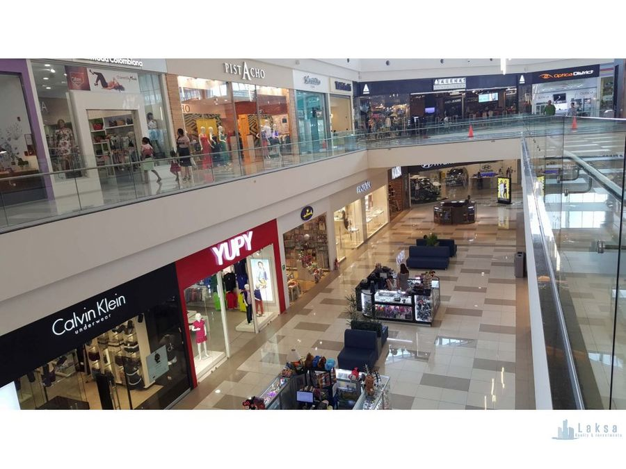 local comercial en city mall