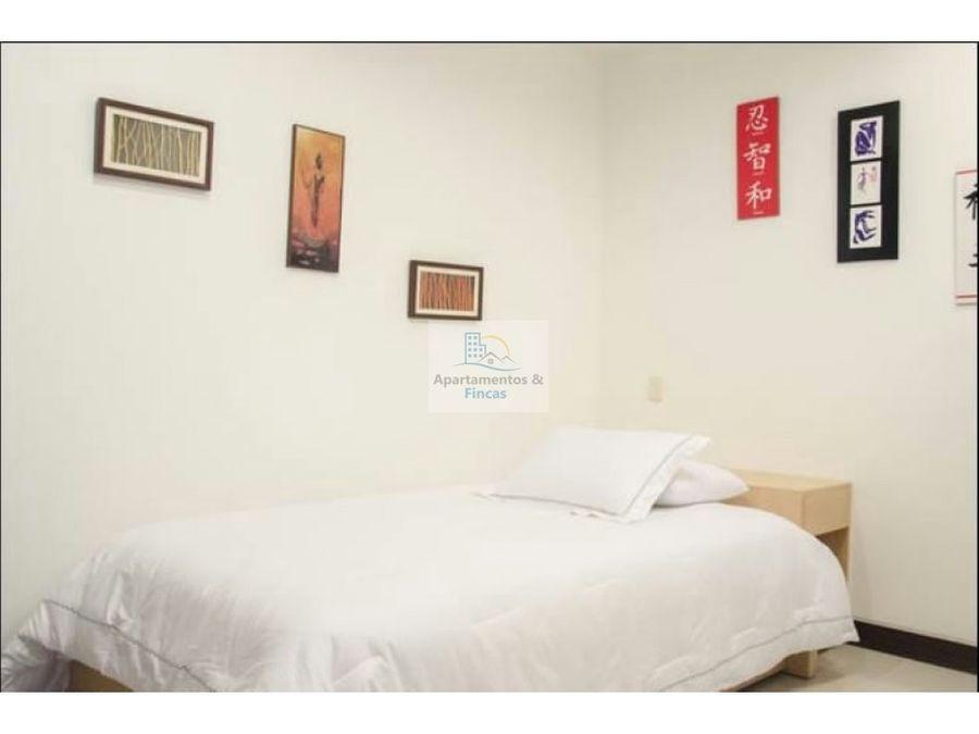 apartamento amoblado laureles