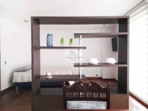 alquiler apartamento loft amoblado el poblado
