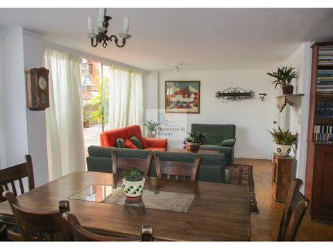 alquiler apartamento amoblado en el poblado