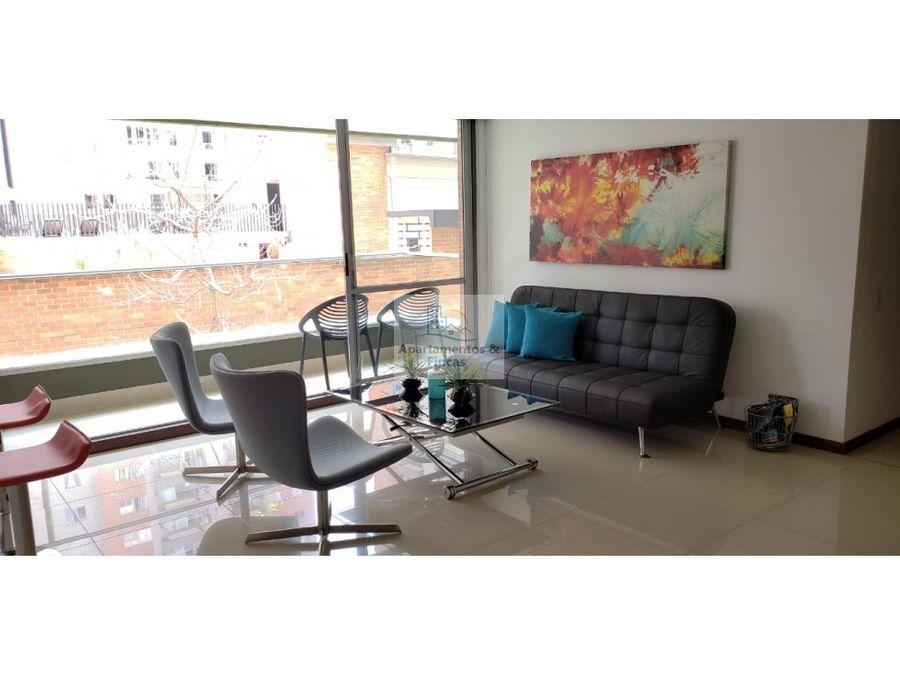 alquiler apartamento amoblado ciudad del rio