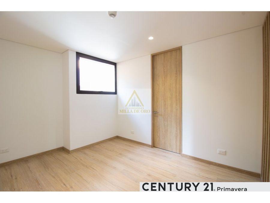 venta de apartamento el poblado provenza