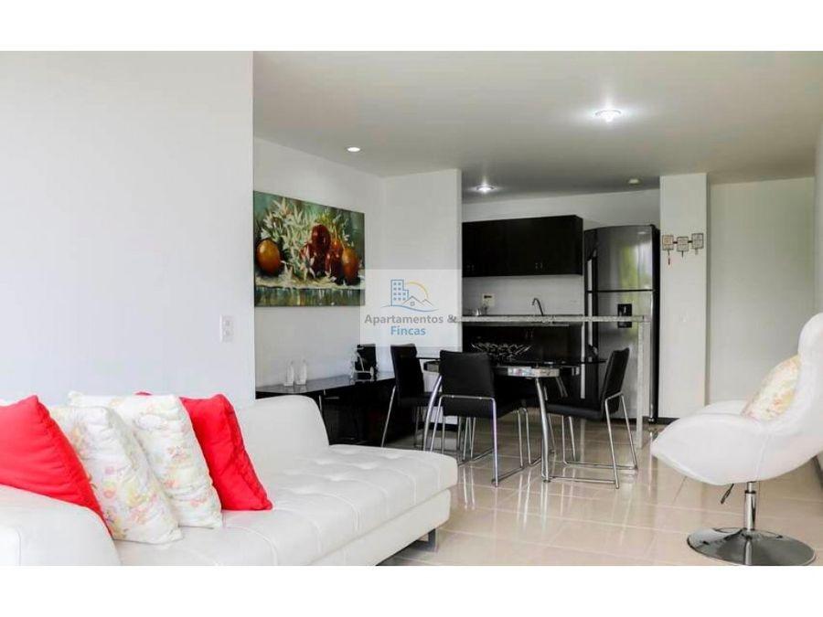 alquiler apartamento amoblado envigado