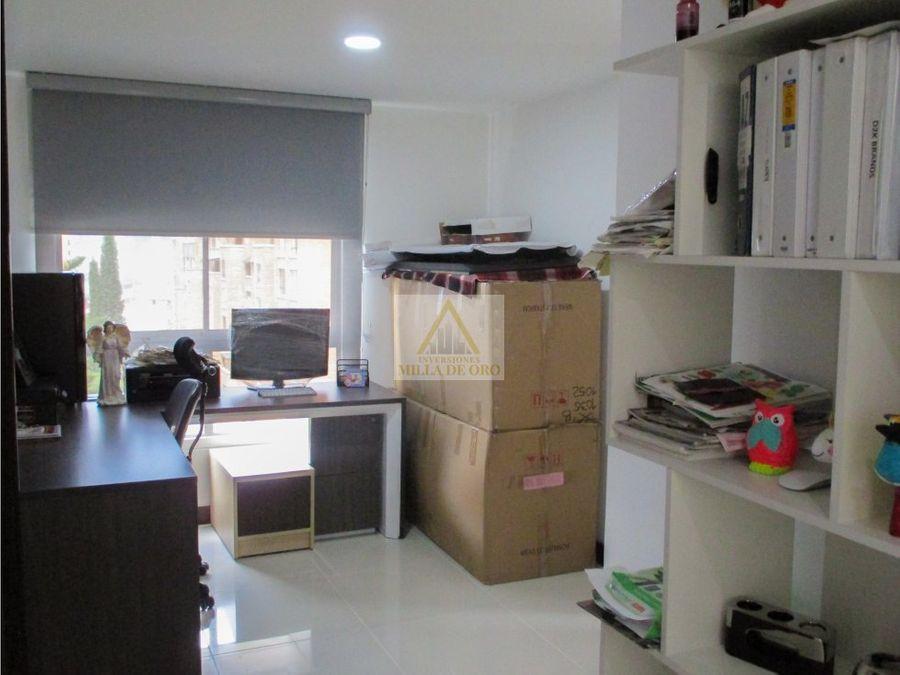 apartamento el poblado en venta