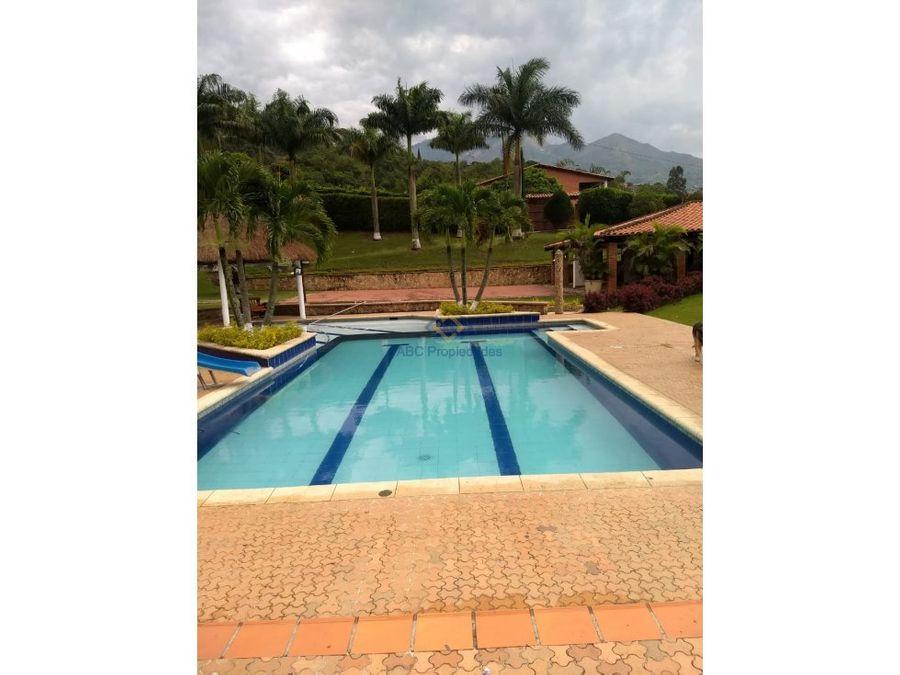 alquiler finca copacabana codigo 1253902