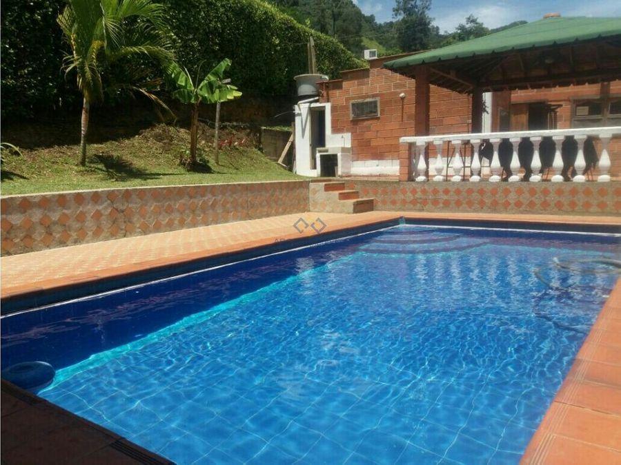 alquiler finca copacabana codigo 1255456