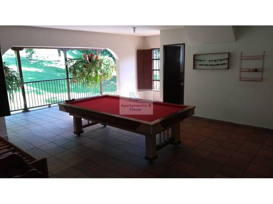 alquiler finca copacabana codigo 1322830