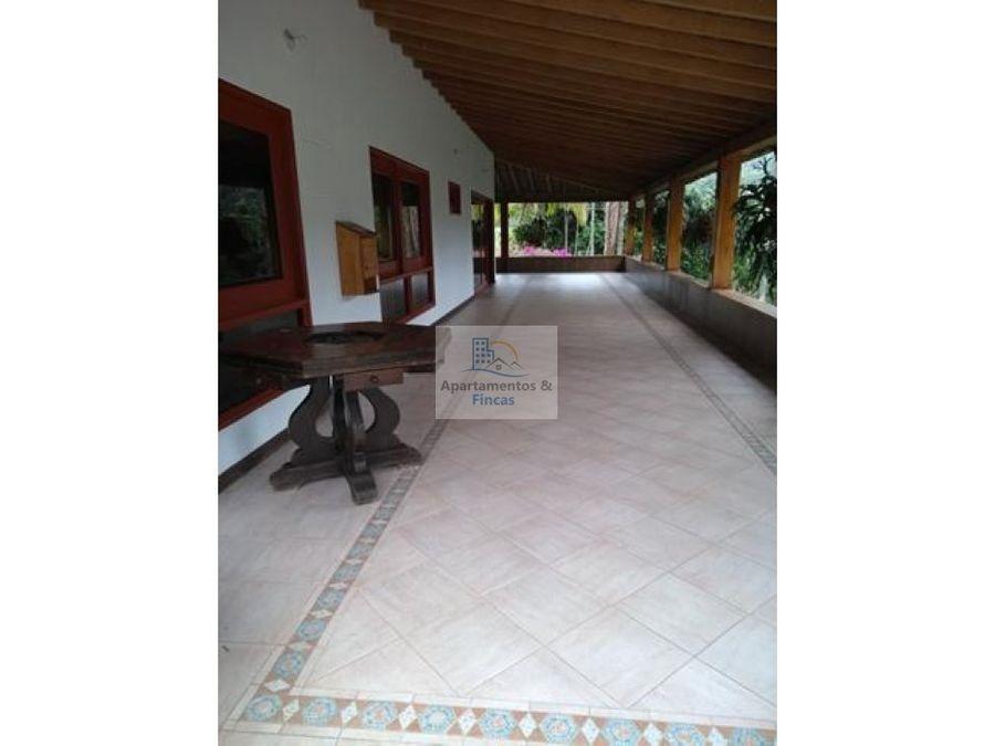 alquiler finca copacabana codigo 1322805