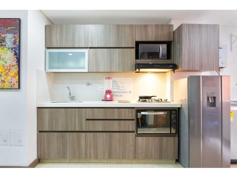 apartamento laureles amoblado sector bolivariana
