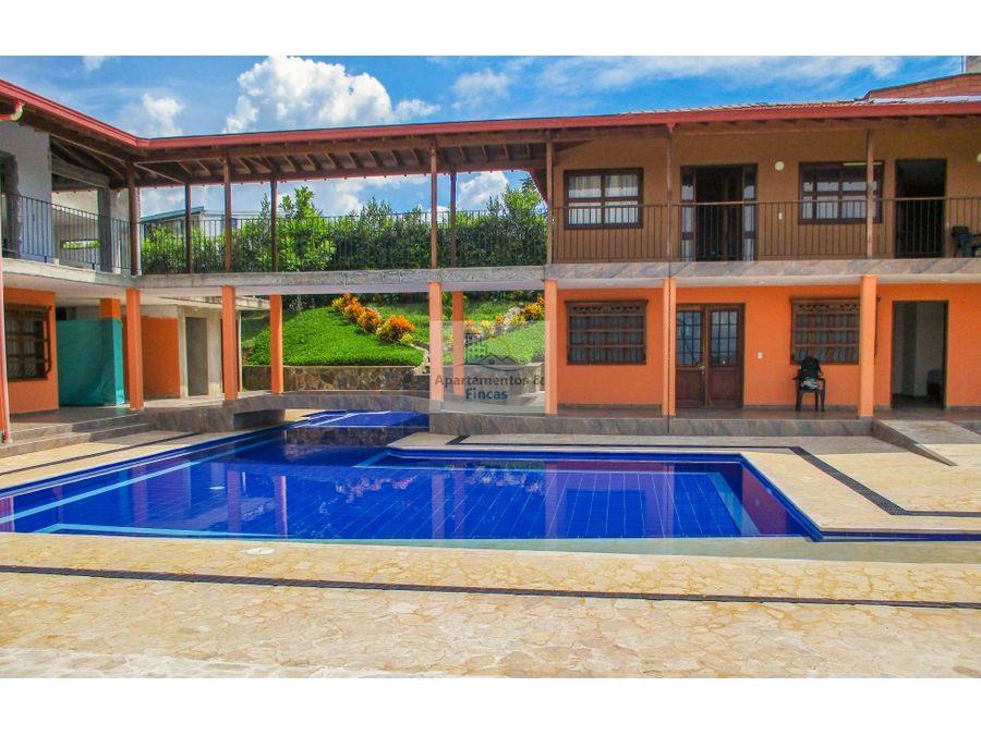alquiler de finca en san jeronimo villa hermosa
