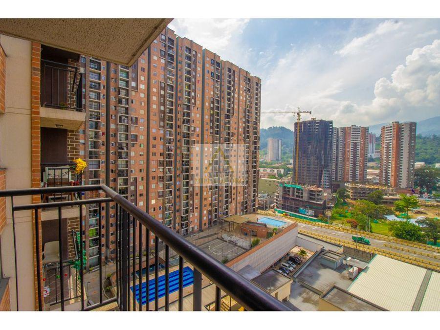 apartamento en venta en sabaneta vegas plaza