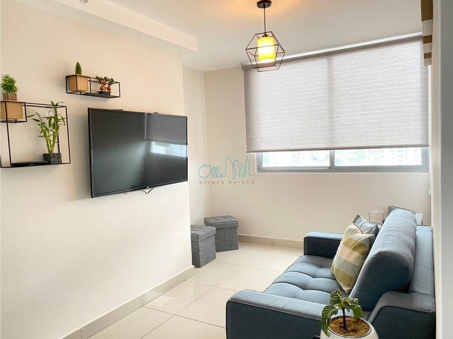 venta de apartamento en carrasquilla ollu3153