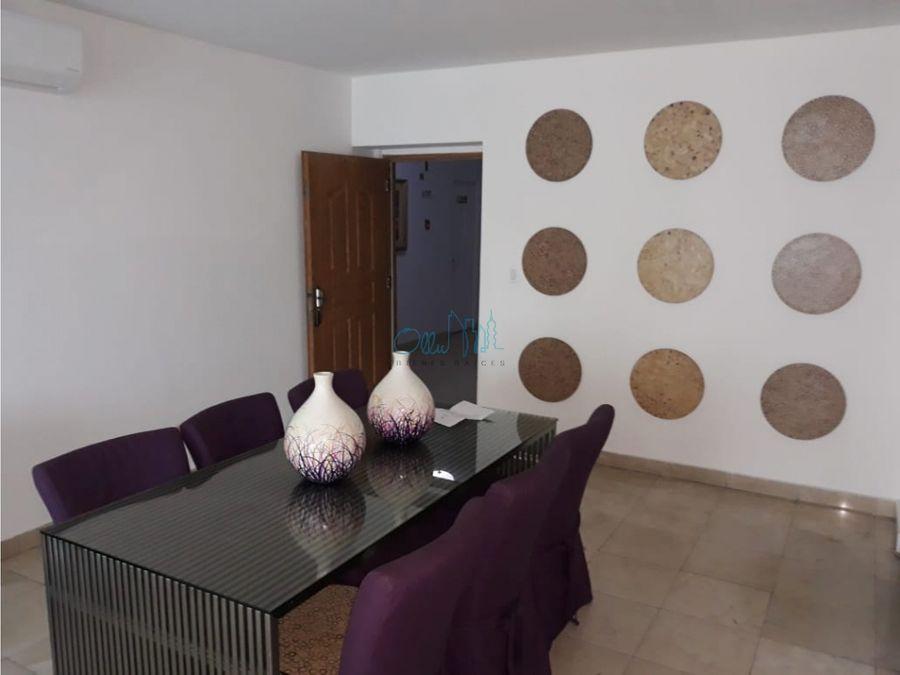 alquiler de apartamento en punta pacifica