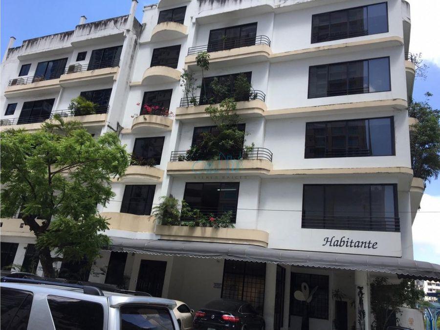 alquiler de apartamento en bella vista ollu2471