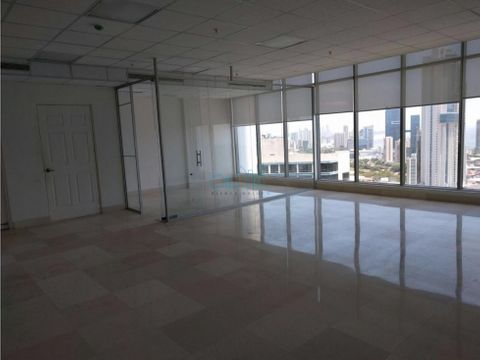 alquiler de oficina en avenida balboa ollu2942