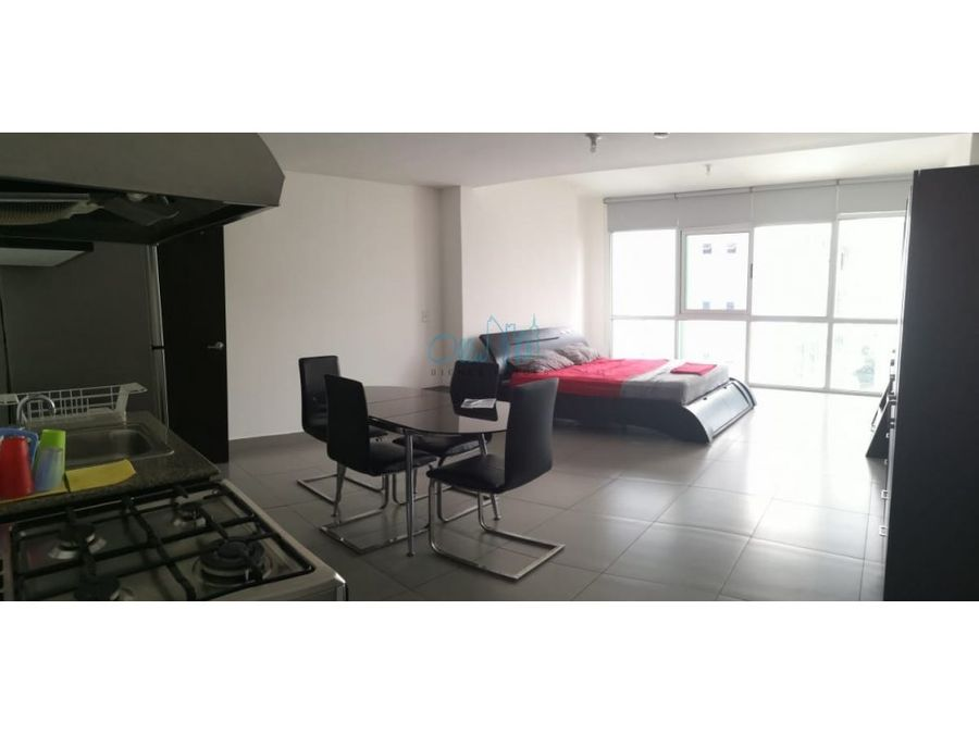 alquiler de apartaestudio en bella vista ollu1162