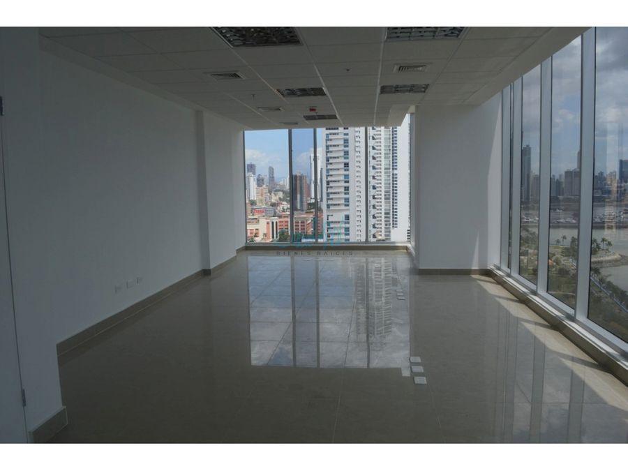 venta de oficina en avenida balboa ollu1571