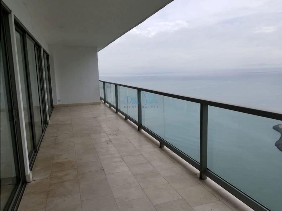 alquiler de apartamento en punta pacifica trump
