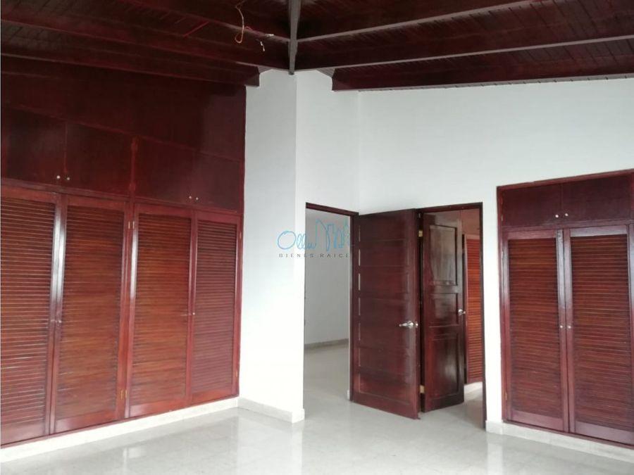 alquiler de casa en el dorado ollu2801