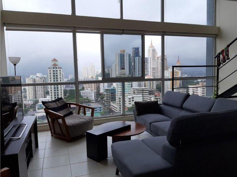 alquiler de apartamento en el cangrejo ph vitro loft ollu2129