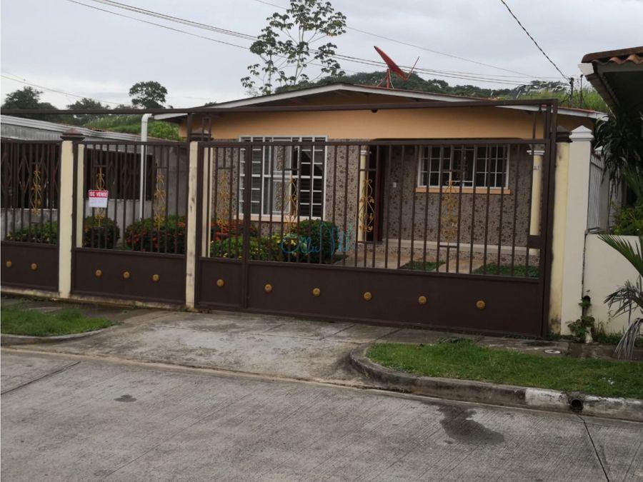 venta de casa en nuevo arraijan ollu2731