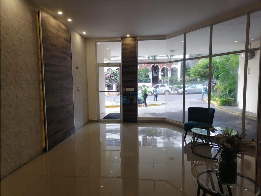 venta de apartamento en el cangrejo ph mandalay ollu3253