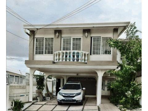 venta de casa comercial en betania club x