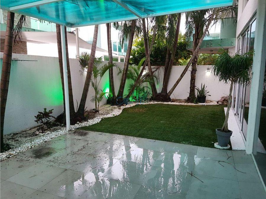 venta de casa en costa sur ph costa esmeralda