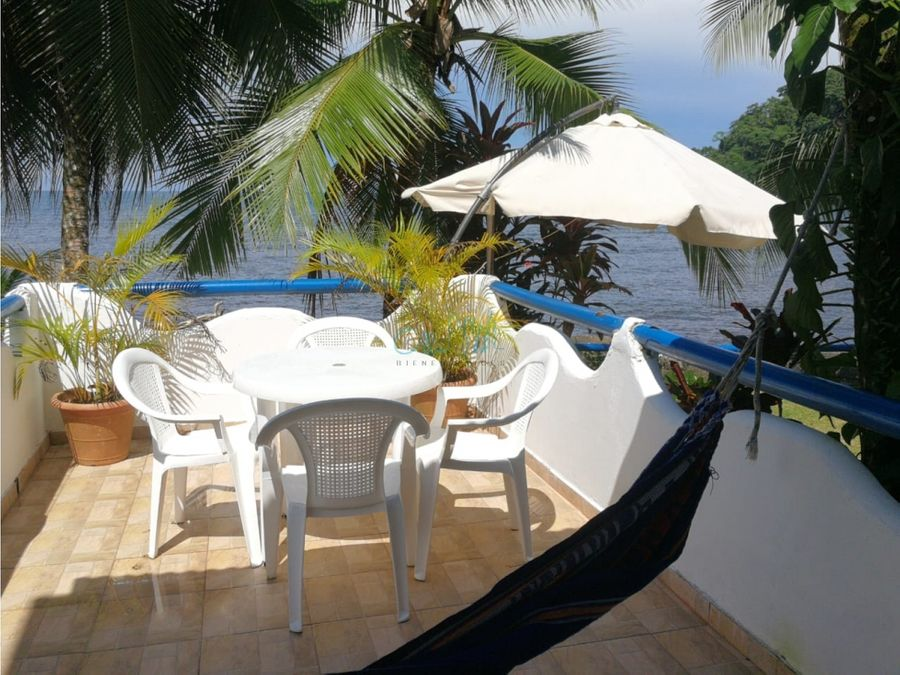venta de casa en la playa en portobelo ollu2674v