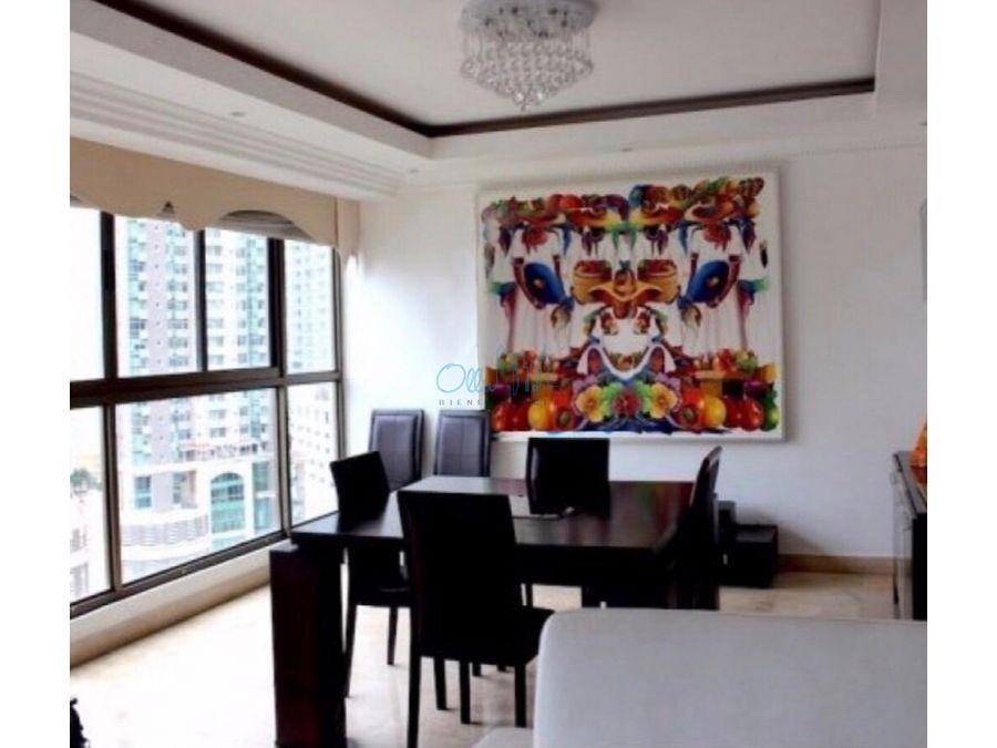 venta de apartamento en punta pacifica ollu2573v