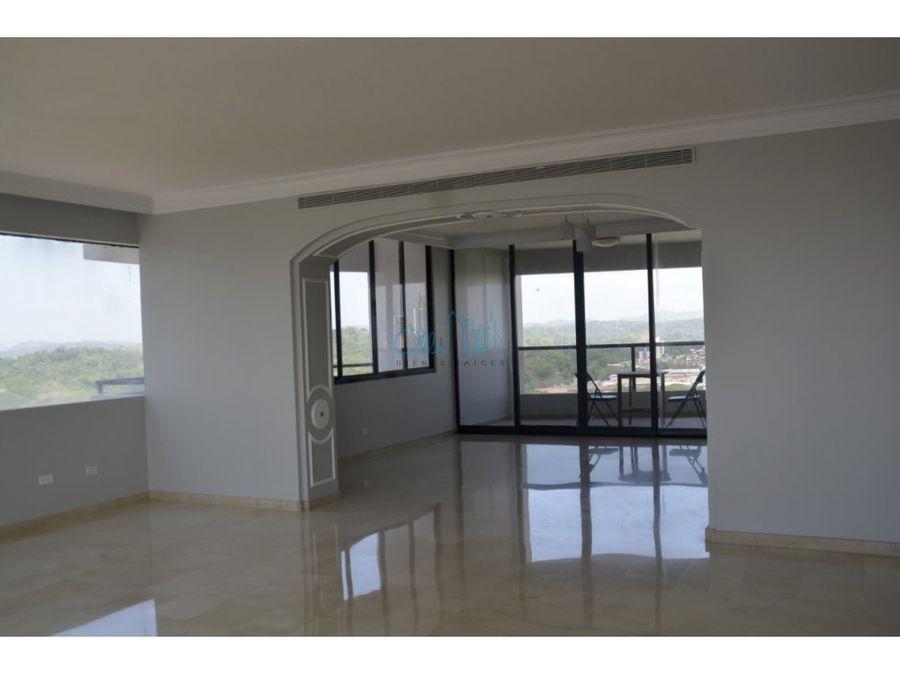 venta de apartamento en bella vista ollu3138v