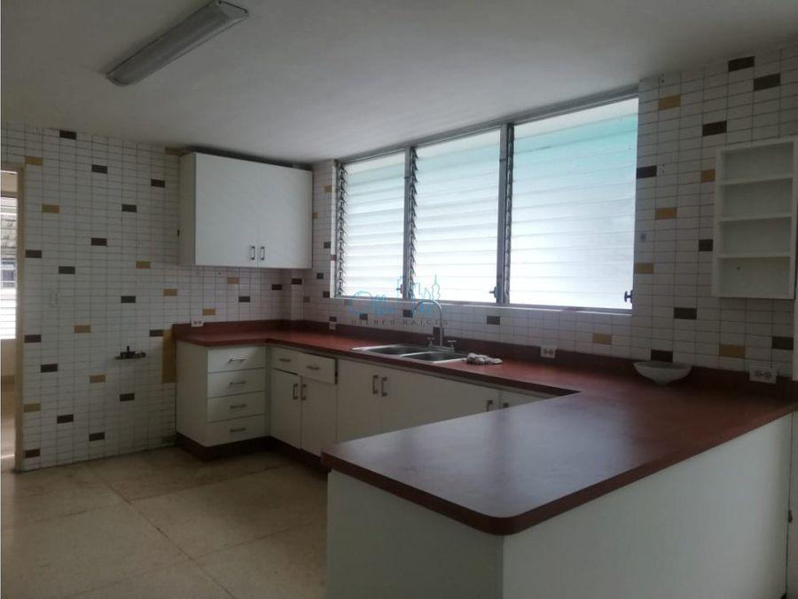 alquiler de apartamento en el cangrejo ollu3201