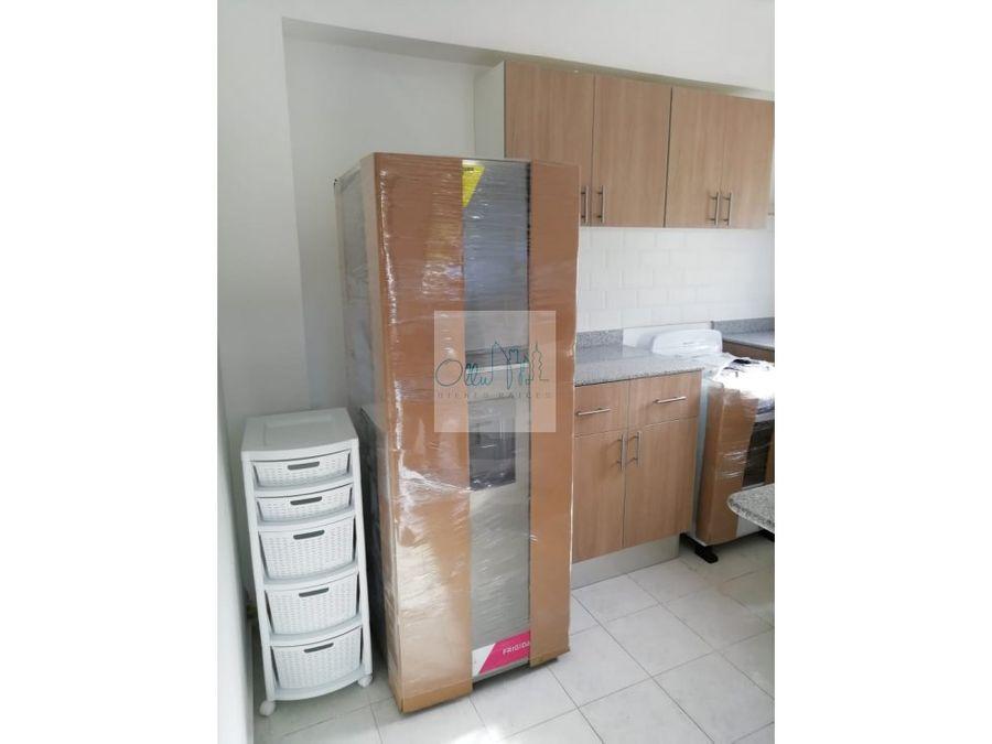 alquiler de apartaestudio en la alameda
