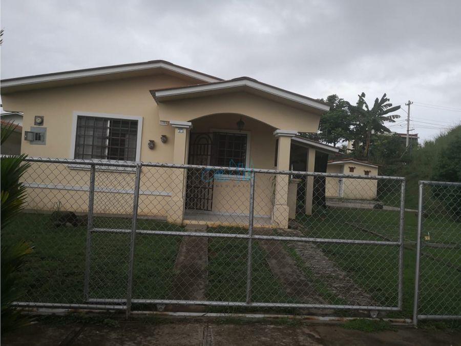 venta de casa en la chorrera ollu2732