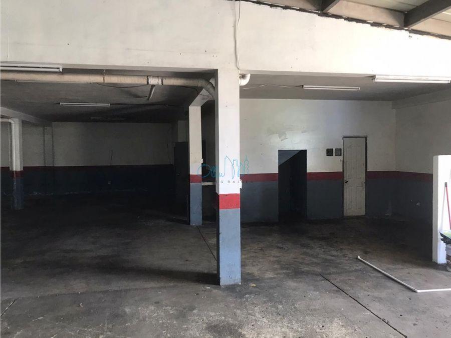 alquiler de deposito comercial en juan diaz ollu2888