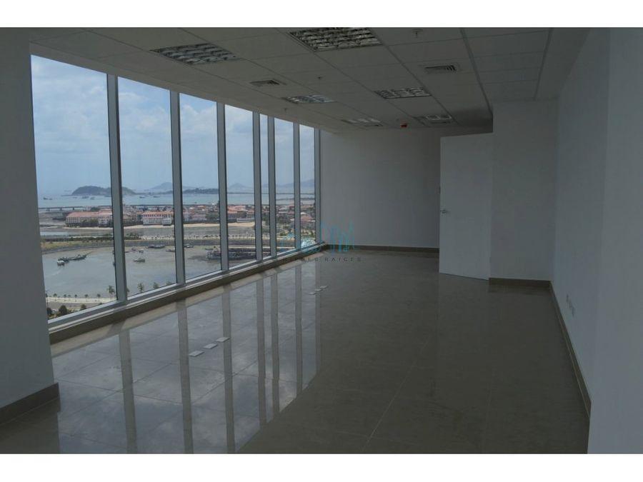 alquiler de oficina en avenida balboa ollu1571