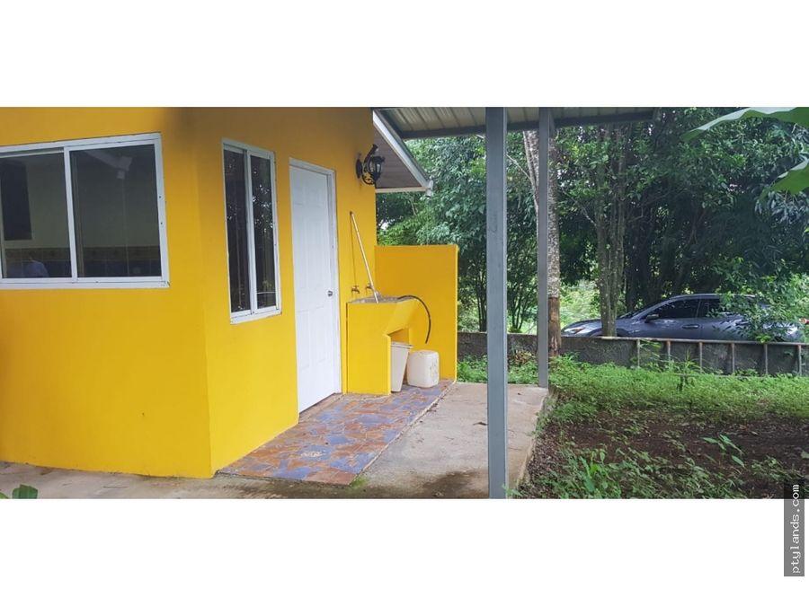 casa en venta alquiler en san carlos