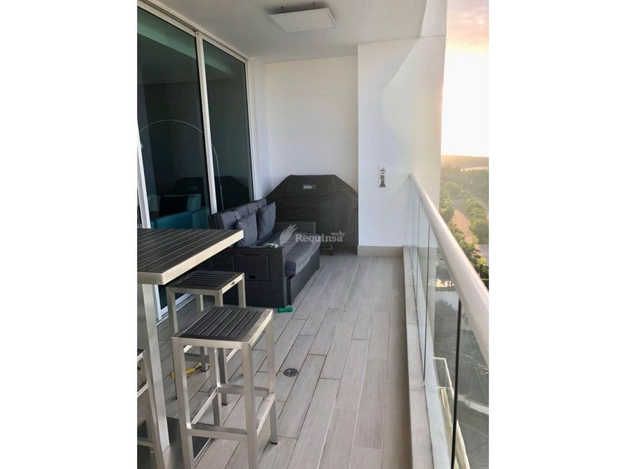 amplio apartamento en aqua 1 costa del este