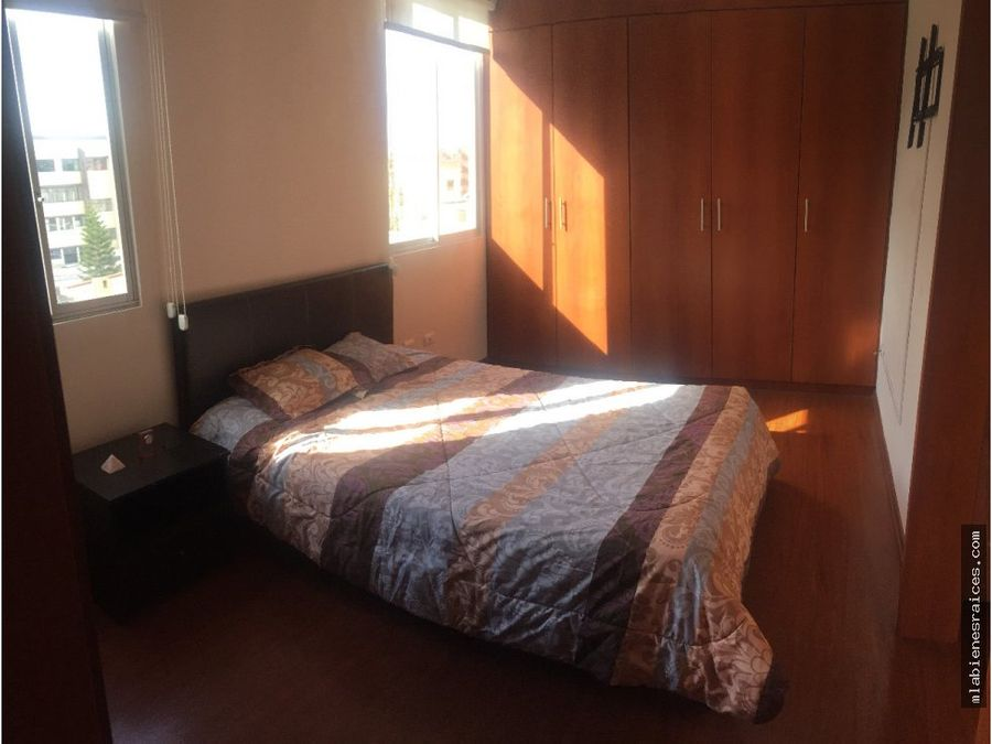 arriendovendo suite amoblada sector ute rumipamba